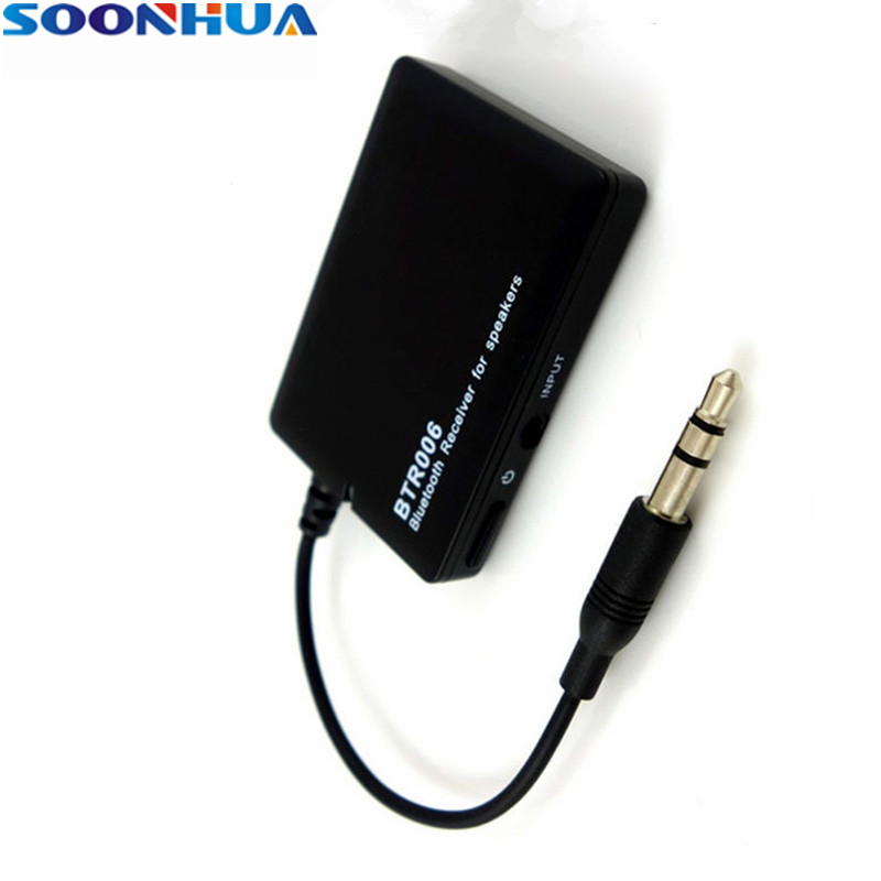 SOONHUA Wireless Bluetooth Receiver Stereo Music Audio