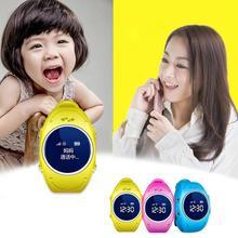 Intelligent Sport children Watch Child Smart watch SOS for kid Safe IP68 Waterproof Pedometer GPS positioning tracker Smartwatch