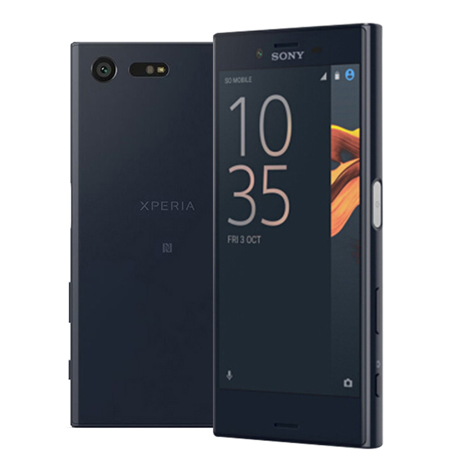 "Image 2 - Original New Sony Xperia X Compact  F5321 4G LTE Mobile Phone 4.6"" 3GB RAM 32GB ROM 2700mAh Android Fingerprint Single SIM Phone-in Cellphones from Cellphones & Telecommunications"
