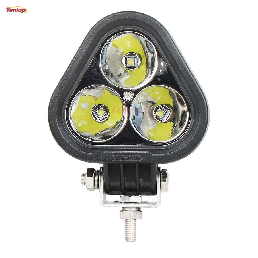 Light Sourcing 4 Inch 30W Headlight For 4*4 Truck Offroad Wrangler 12V 24V light sourcing the newest type 6 3 inch 60w cree tuning light black red for offroad atv suv wrangler truck 12v 24v