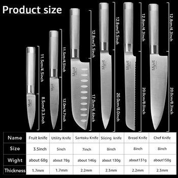 Cuchillos de cocina profesionales 2
