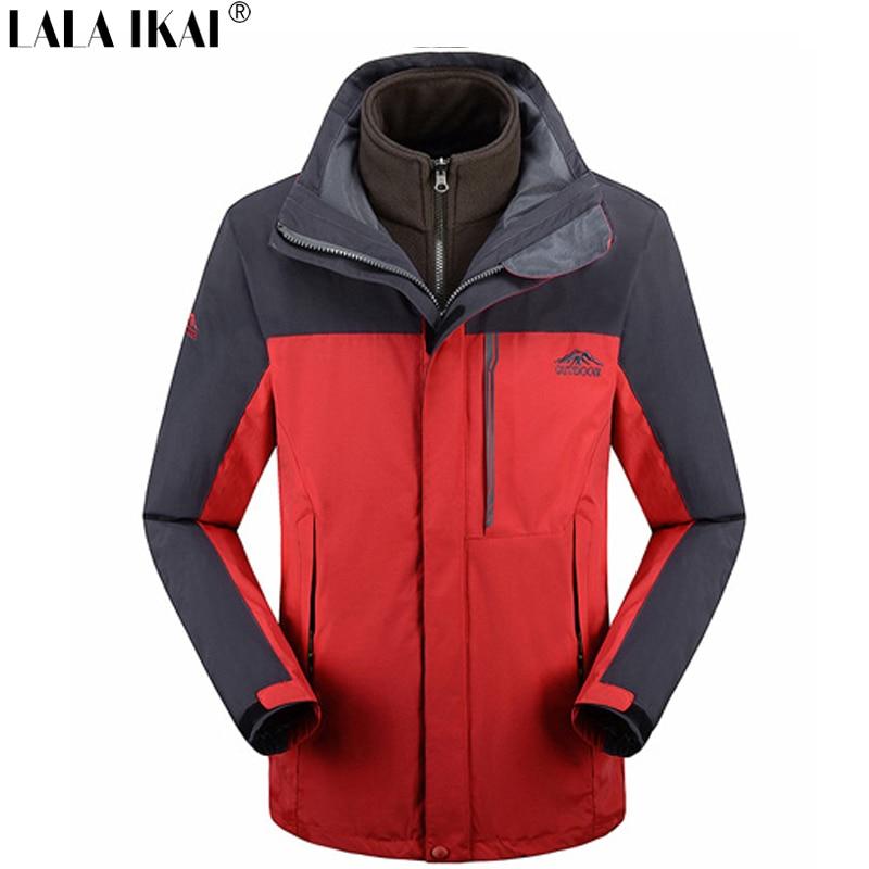 Giacca da Uomo Impermeabile Soft Shell Giacca a vento traspirante in pile caldo cappotto di pioggia