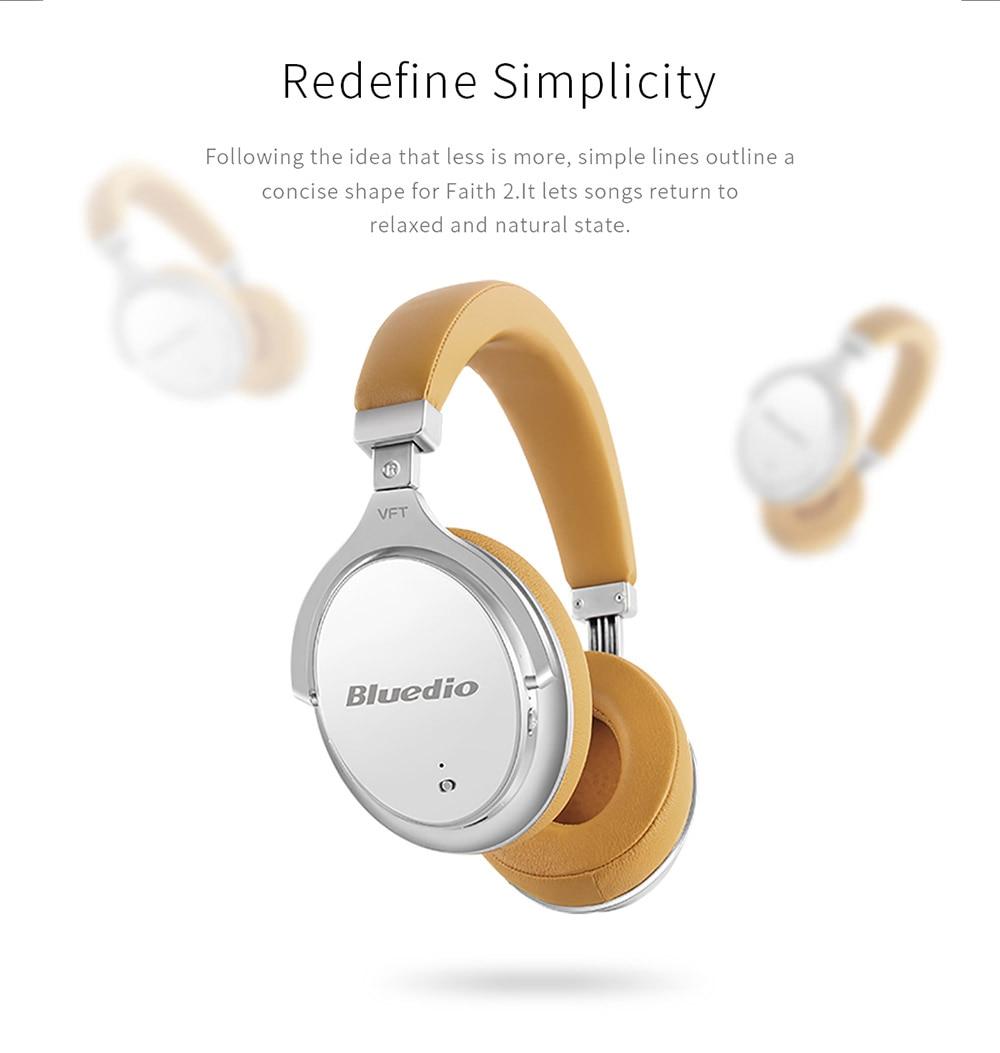 1 Bluedio F2 ANC Bluetooth Headphones in Pakistan by www.brandtech.pk