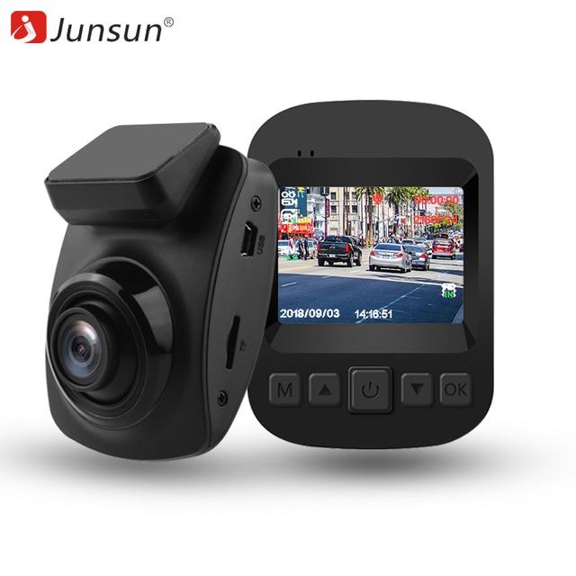 Junsun 4k WiFi регистратор автомобильный 2160 P Ultra HD авторегистратор видеорегистратор 60fps видеорегистраторы автомобильные Новатэк 96660 wi-fi видеорегистратор для авто Ночное видение 2018 Скрытая Тип