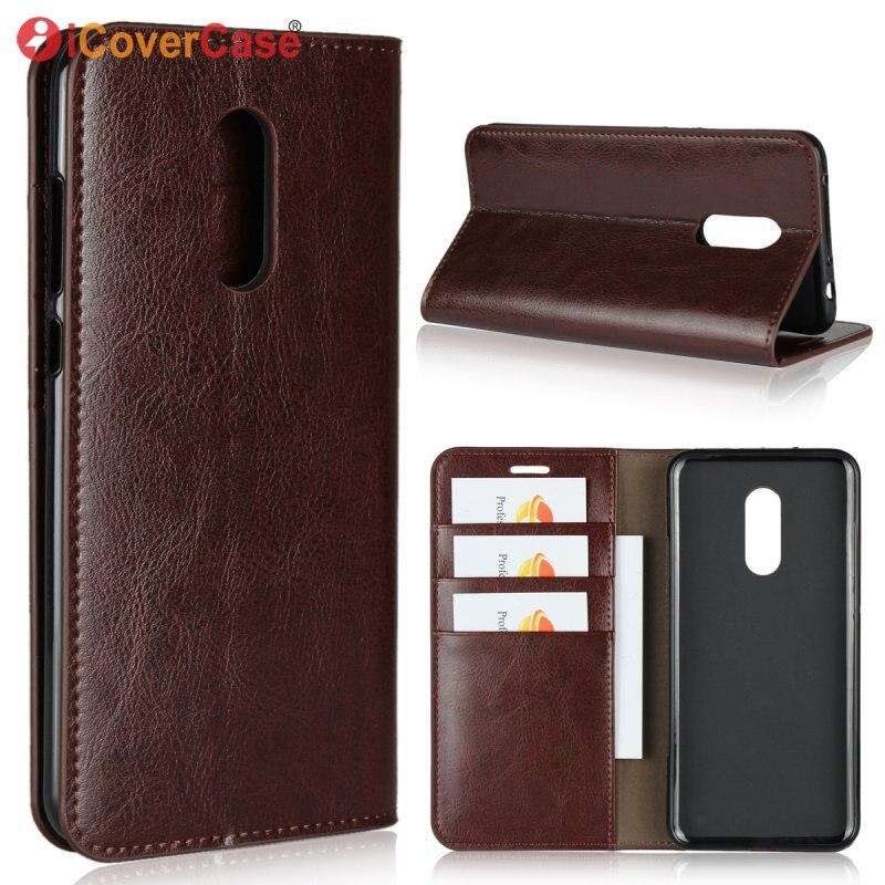 Luxus Fall Für Xiaomi Redmi 5 Plus Echtem Leder Business Brieftasche Abdeckung Für Redmi 5 Plus Globale Flip Etui Coque hoesje Fundas
