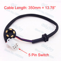 5 Pin Gear Position Sensor Switch Transmission Indicator For ATV Quad Dirt Pit Bike Buggy Go Kart Motorcycle Motocross