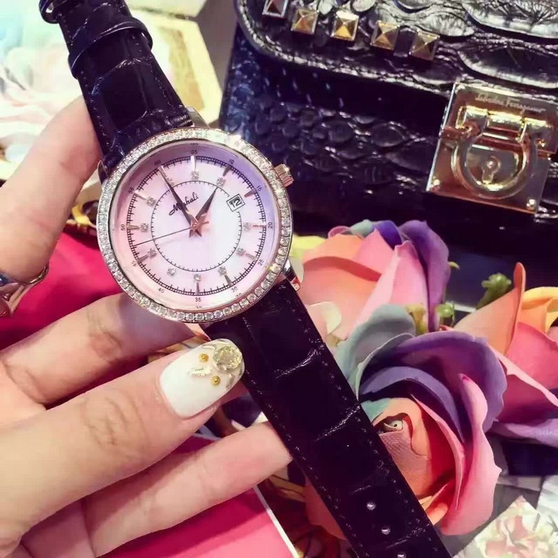 Подробнее о Ladies Fashion Quartz Watch Women Rhinestone Leather Casual Dress Women's Watch Rose Gold Crystal reloje mujer 2016 montre femme luxury ladies fashion rhinestone leather dress quartz watch women rose gold crystal dial wristwatch reloje mujer montre femme