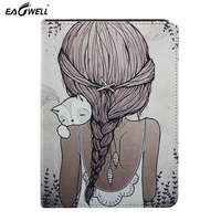 Wholesale Universal 10 Inch Tablet Case 360 Rotate PU Leather Stand Cover Case For Android 9