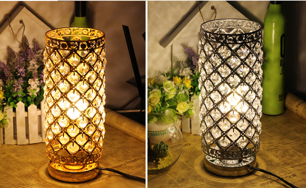Crystal Table Lamp (17)