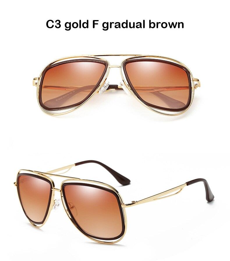 C3 gold F gradual brown