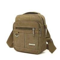 Bolso de lona moderno para hombre, bolso bandolera para hombre, bolso de hombro para mujer, mochila para adolescentes