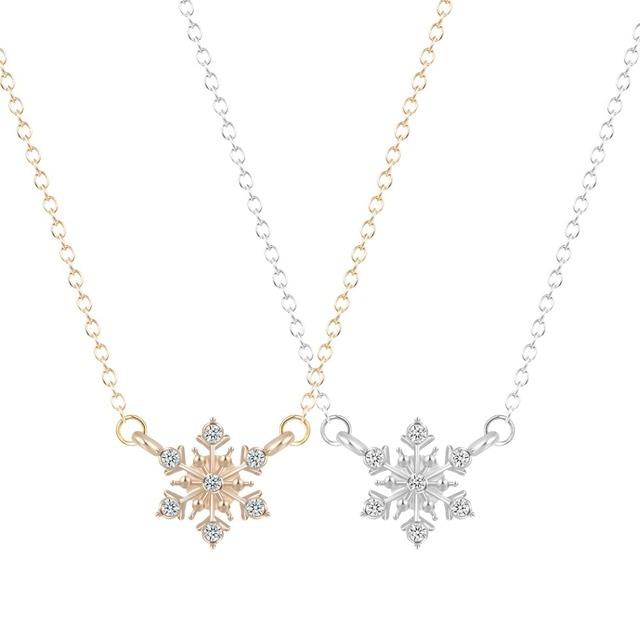 Snowflake Design Pendant