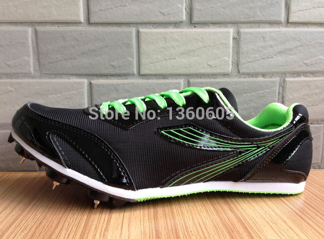Men women spikes long or short running dash sprint sports shoes men women spikes long or short running dash sprint sports shoes breathable ultra light track field trainer athletic shoes aloadofball Image collections