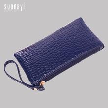 Small capacity wallet Ladies Purses Female Brand Wallets Women Long Zipper Purse Woman Wallet Leather Card Holder Zero purse