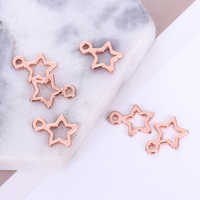 Bedeltjes voor sieraden makencharmpackage von 30 produkte, Halskette Armband gefunden komponenten stern schmuck ohrringe schmuck makin