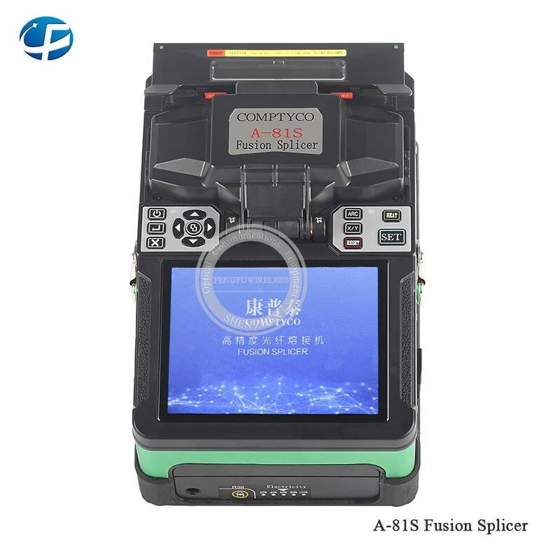 Горячая Распродажа A-81S сварочный аппарат FTTH полностью автоматическая волоконно-оптическая машина a81s Лучшая цена