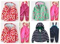 Мальчики и девочки куртки костюмы topolino известный ветрозащитный, Водонепроницаемый, Анти-холодный пальто плюс брюки высокого класса детской одежды