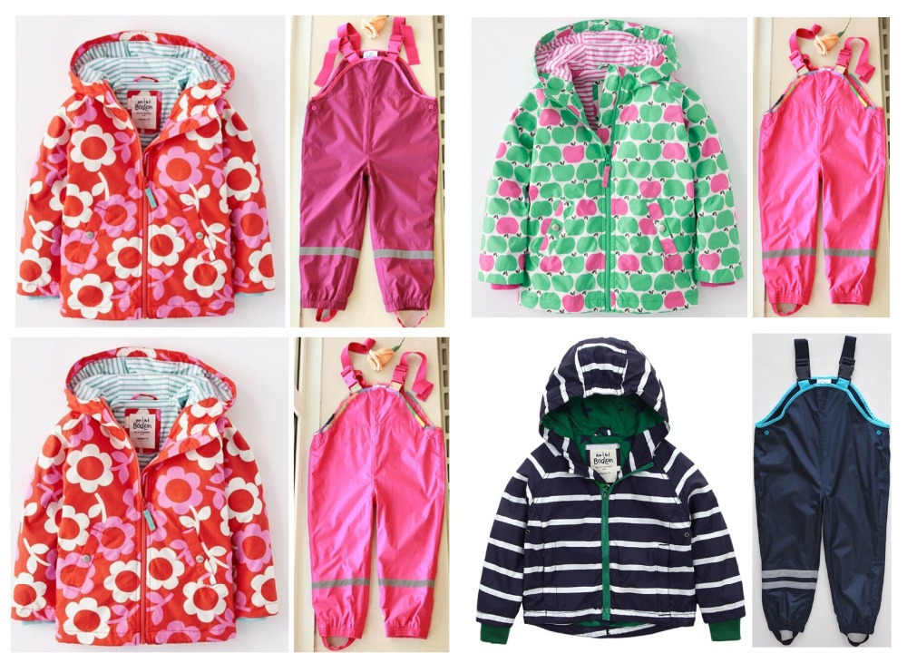 Boys and girls Jackets suits topolino famous windproof waterproof anti cold coat plus pants high end