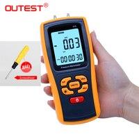 Высокоточный цифровой Давление датчик микро-Давление датчик дифференциальный датчик давления воздуха Давление датчик GM510/GM511/GM520