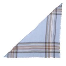 Tassel Triangular Scarf