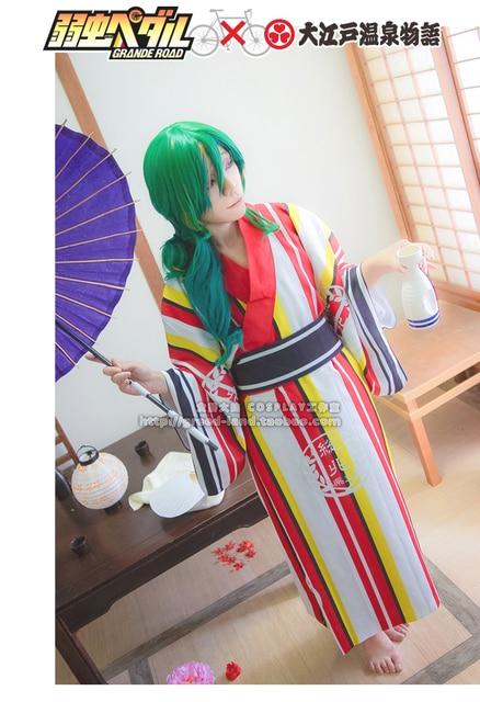 0630bfdc6 Yowamushi Pedal Imaizumi Shunsuke cosplay costume-in Anime Costumes ...
