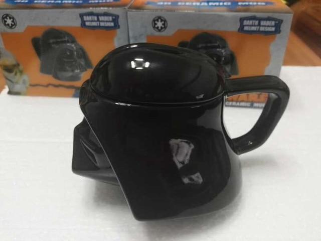 Star Wars Darth Vader – Stormtrooper Mug Black And White Cup