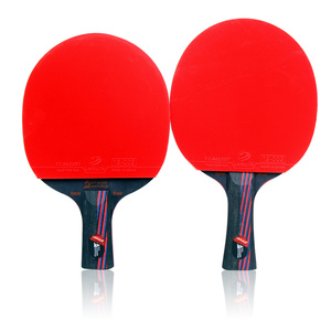 Image 3 - Lemuria raquette de Tennis de Table hybride en bois, raquette de ping pong en caoutchouc, en fibre de carbone, 9.8