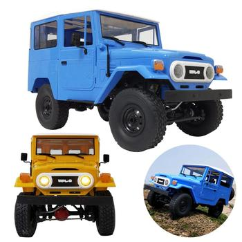 WPL C34 RTR 1/16 2.4G 4W RC Cars Buggy Off-Road with Head Light Kids Toy Gift