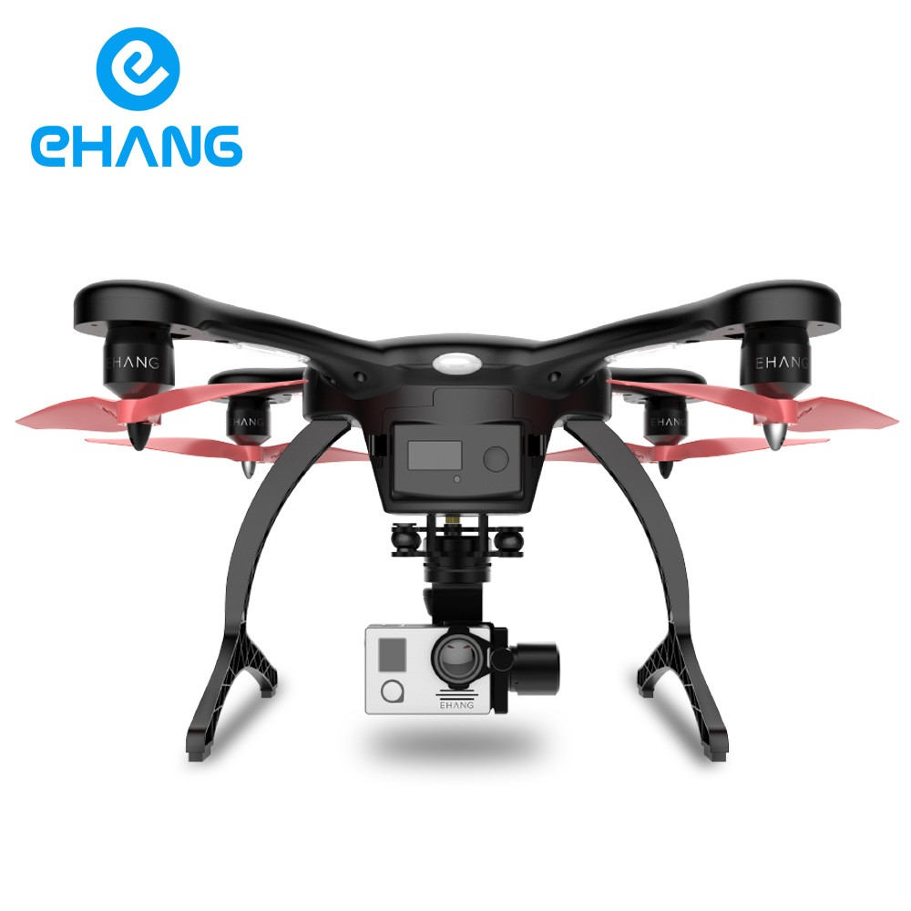 100% Original Ehang GHOSTDRONE 2.0 GPS RC Drone Helicopter Quadcopter with 4K Sports camera 6
