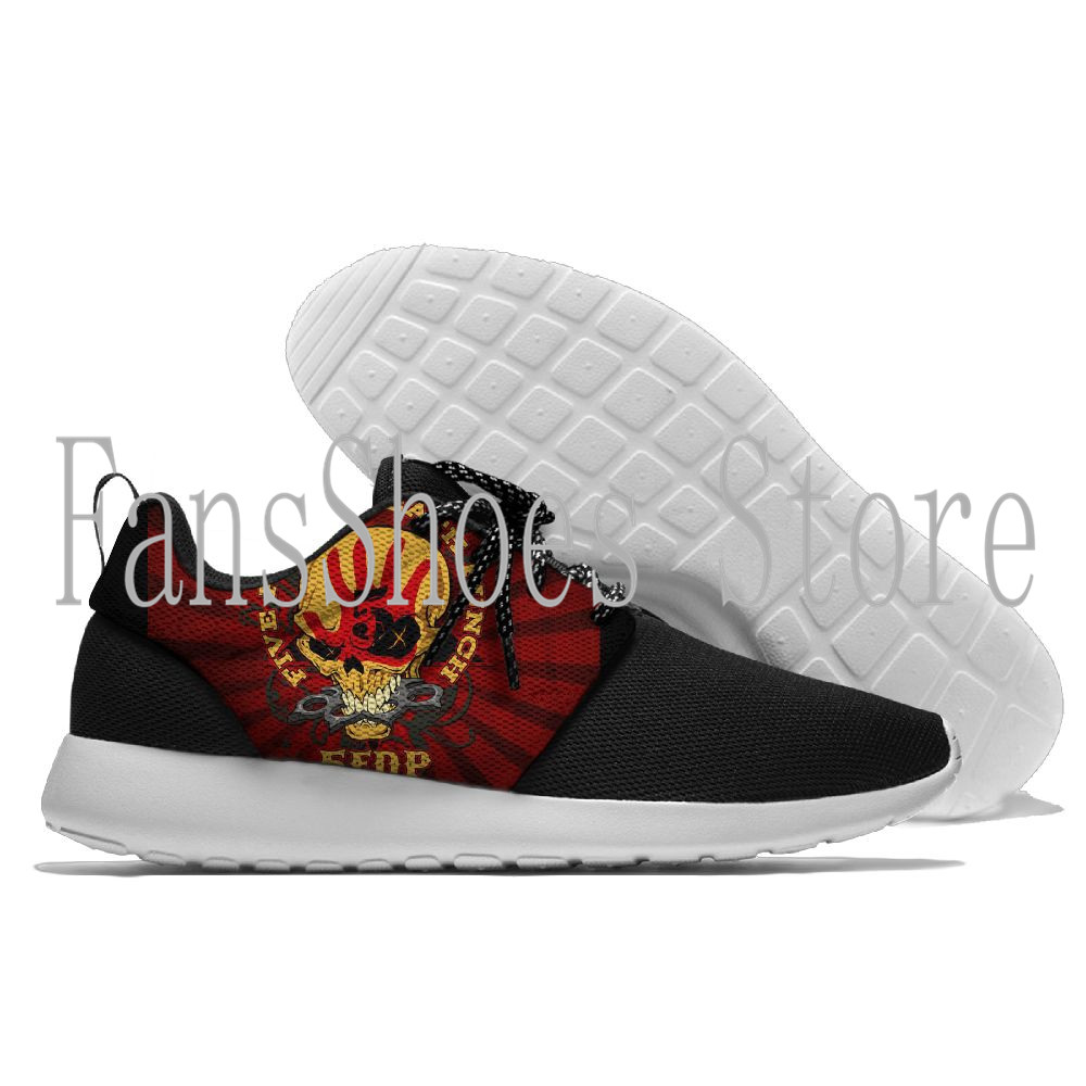 Hot Sale Running Shoes For Men Lace-up Athletic Trainers Five finger death punch Sports  ...