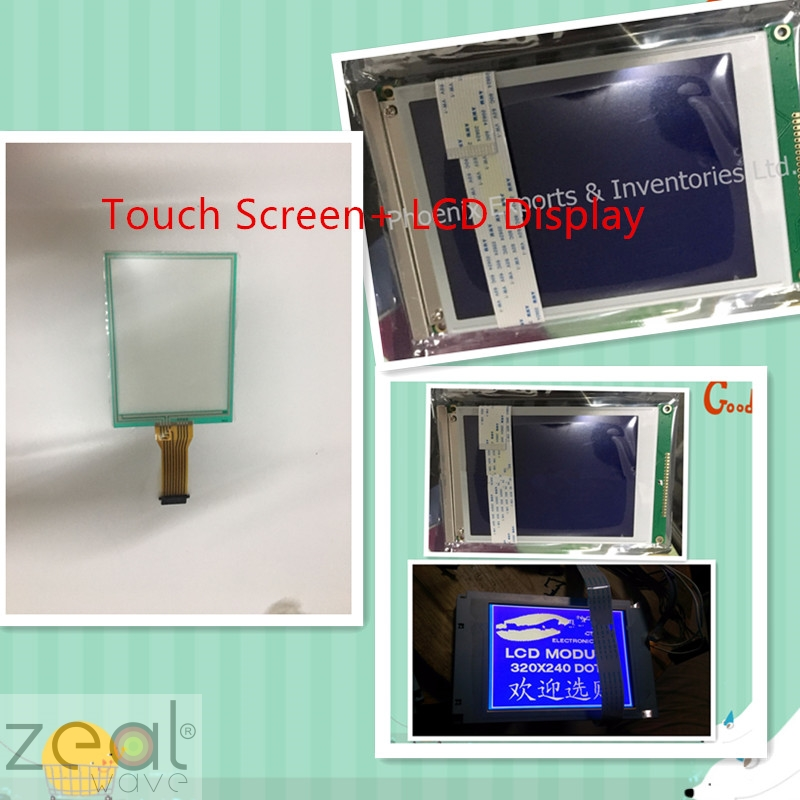 New Korg Display with Touch Screen Digitizer for Korg Triton classic LCD Screen Display Panel original new 7 inch korg pa600 lcd screen with touch