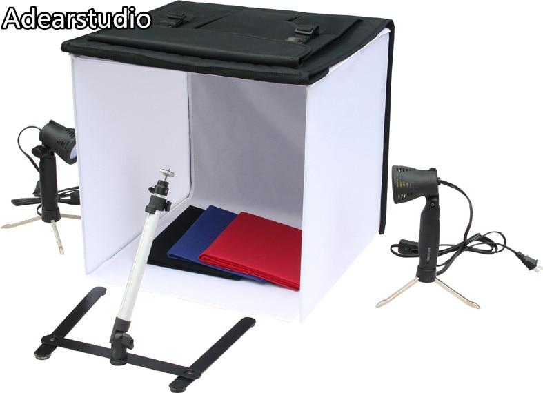 Photo studio fotografia luce tenda mini studio box cm