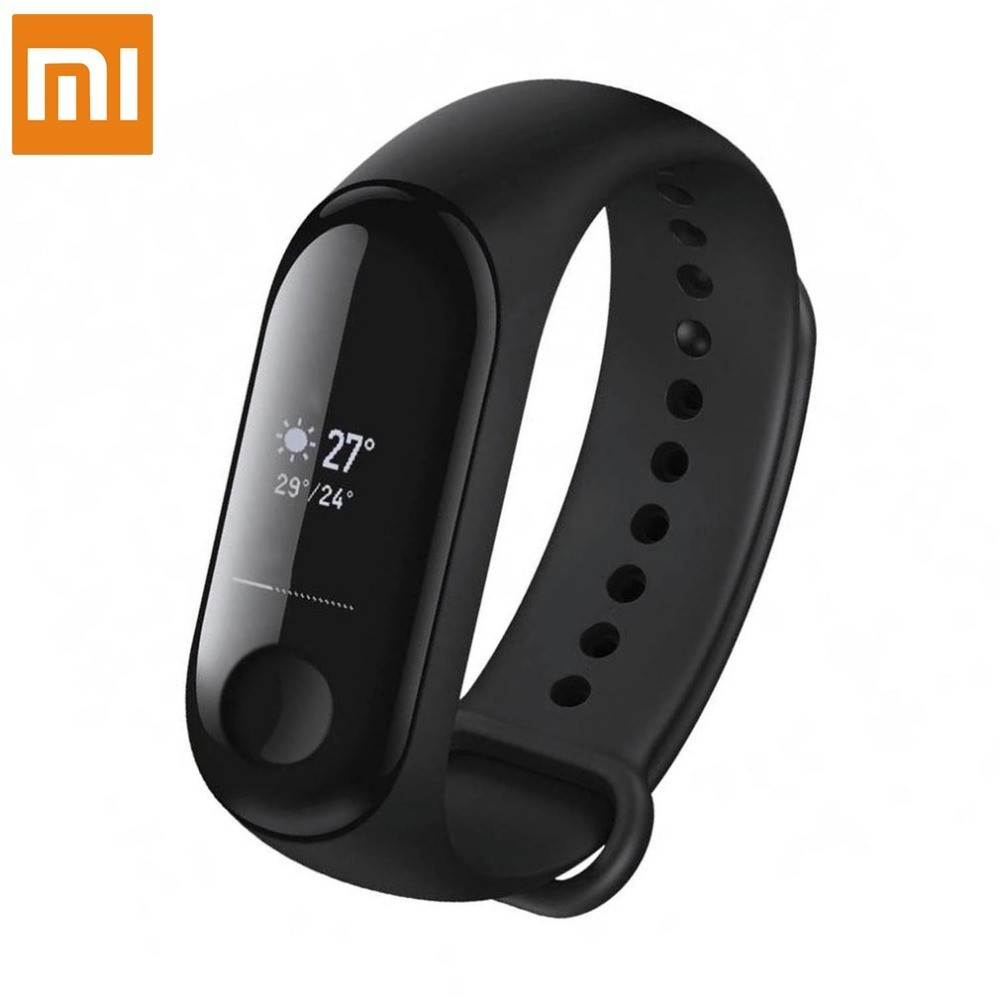 Xiaomi Mi Band 3 Smart Bracelet Miband 3 0.78 inch OLED Touch Screen Message Weather Display Fitness Tracker Xiaomi Band 3 стоимость
