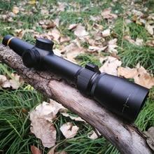 1,5-5X20 быстрое получение цели охотничьи короткие оптические прицелы Mil-dot Сетка Тактическая для страйкбола стрельбы из пистолета