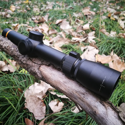 1.5-5X20 Rapid Target Acquisition Hunting ShoRt Riflescoepes  Mil-dot Reticle Tactical  For Airsoft Gun Shooting