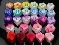 Pétalas de rosa Decorações de Casamento Grande Tamanho Não Tecido Artificialos de rosa de boda 500 pçs/lote Da Pétala Da Flor