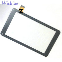 New 7 Touch Screen For ILife Itell K1100Q Tablet Touch Panel Digitizer Glass Sensor Replacement Free
