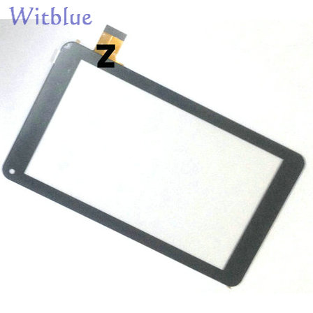 Witblue Protector film / New Touch Screen for 7 Aoson M753 Kids Tablet Touch panel Digitizer Glass Sensor Replacement witblue new touch screen for 10 1 archos 101 helium lite platinum tablet touch panel digitizer glass sensor replacement