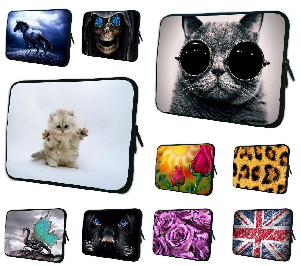 Laptops Sleeve Case Tablet 10.1 Nylon Bag 7 8 10 12 13 14 15 17 Notebook Shell Bag For Huawei Chuwi Macbook Air iPad Air Samsung
