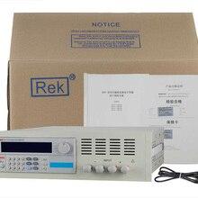 Rek RK9713(0-120A/0-150 в/600 Вт) программируемый DC электронная нагрузка высокого качества Ne