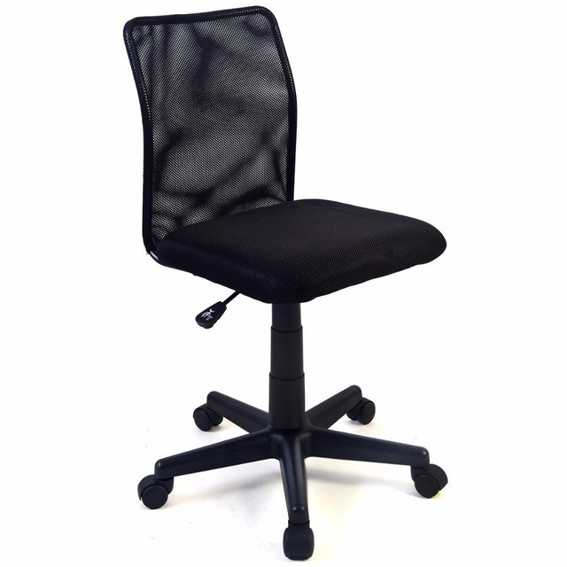 Durable Office Chairs Turquoise Blue Chair Sashes New Mid Back Adjustable Ergonomic Mesh Swivel Desk Task