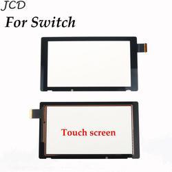 Decyzja wspólnego komitetu eog na Nintend przełącznik NS konsoli wymiana naprawa wyświetlacz LCD z ekranem dotykowym dla NS pokrywa panelu konsoli do gier|Ekrany|   -