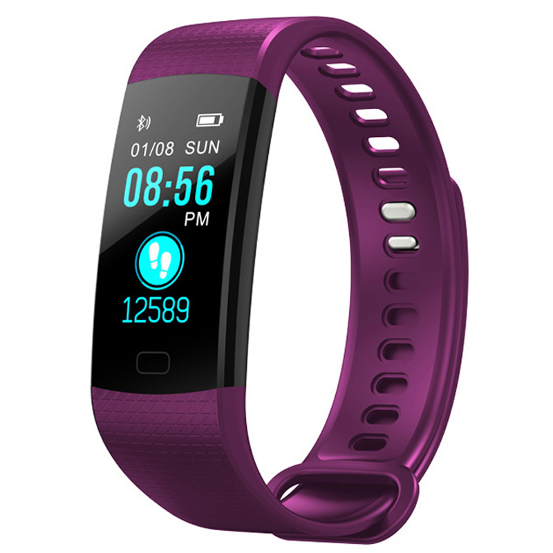 Tongyda Heart Rate Monitor Fitness Bracelet Ip67 Waterproof Smart Band Color Screen Blood Oxygen For Ios Android Phone Delicacies Loved By All Consumer Electronics
