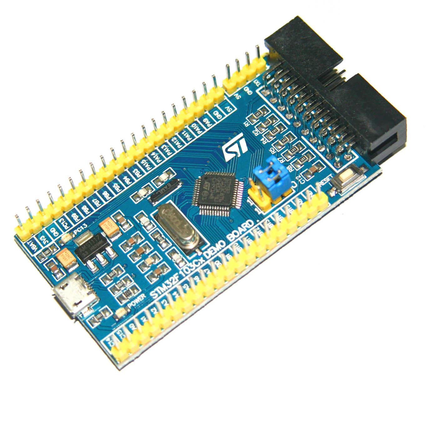 Detail Feedback Questions about ARM STM8 Development Board