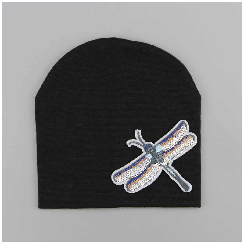 Sunlikeyou สินค้าใหม่เด็กสาวหมวกเด็กทารกแรกเกิดเด็กหมวกผ้าฝ้ายคู่เด็กวัยหัดเดินฤดูร้อน DRAGONFLY หมวก Bonnet หมวกเด็ก