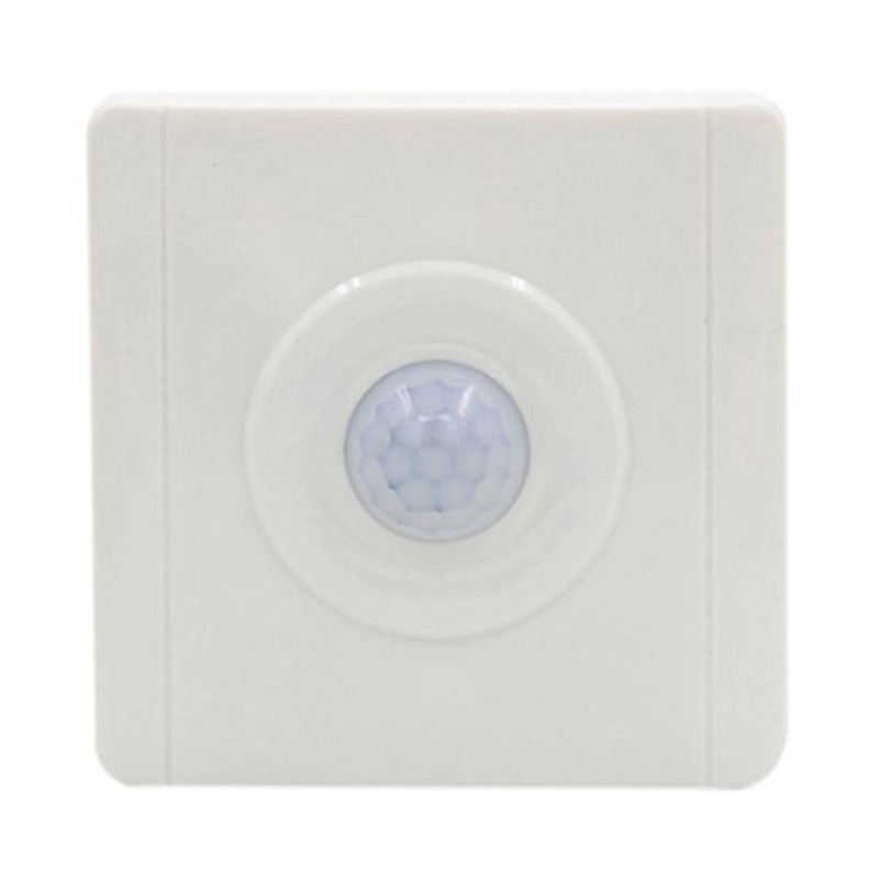 Automatic IR Infrared Motion Sensor Detector Switch For LED Light Lamp 180-250V
