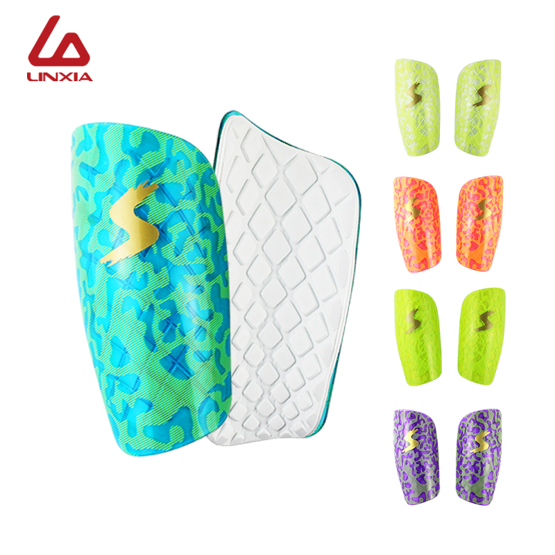 New Adults Safety Soccer Shin Guards Unisex Football Leg Support Protector Cycling Basketball Volleyball Sports Shin Pads