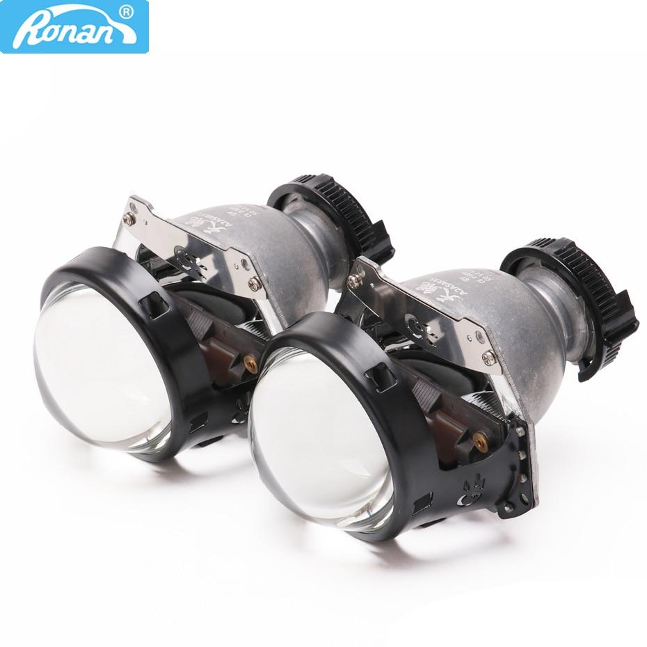 RONAN 3.0 pouces tiankun bi xénon Hella D2S projecteur objectif utilisation D2S D2H ampoule voiture phare hid pour bricolage rénovation