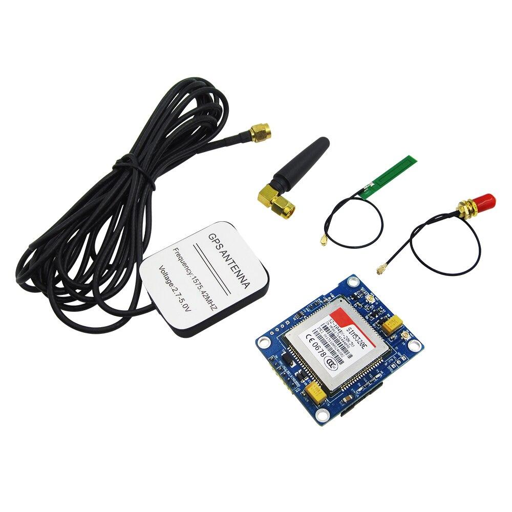 1 pièces SIM5320E 3G Module GSM GPRS Modules GPS pour 51 STM32 AVR MCU