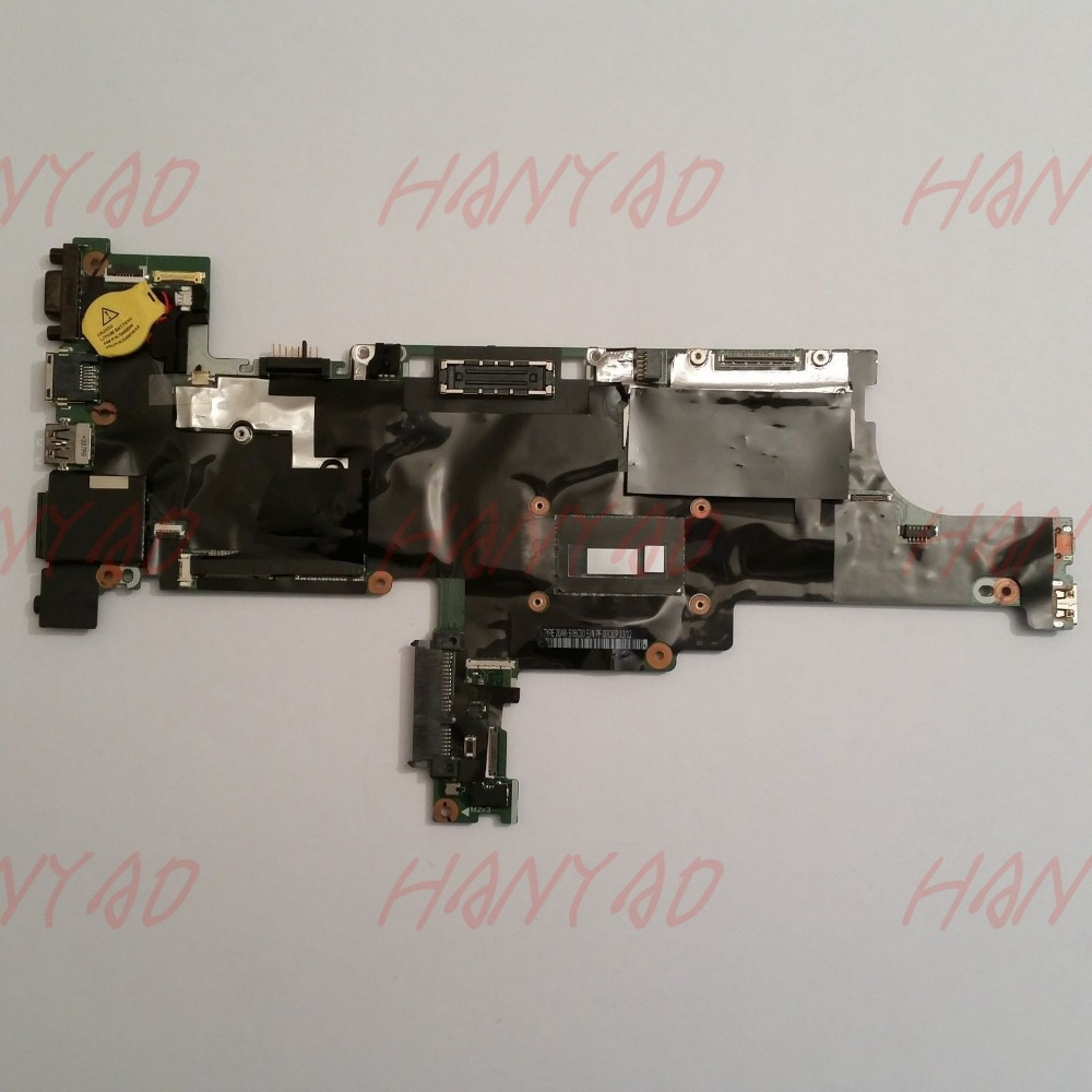 Купить с кэшбэком For Lenovo Thinkpad T440 laptop motherboard 00HW225 i7 cpu NM-A052 Free Shipping 100% test ok